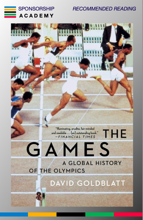 Olympic Games - Goldblatt   Sponsorship Mastery